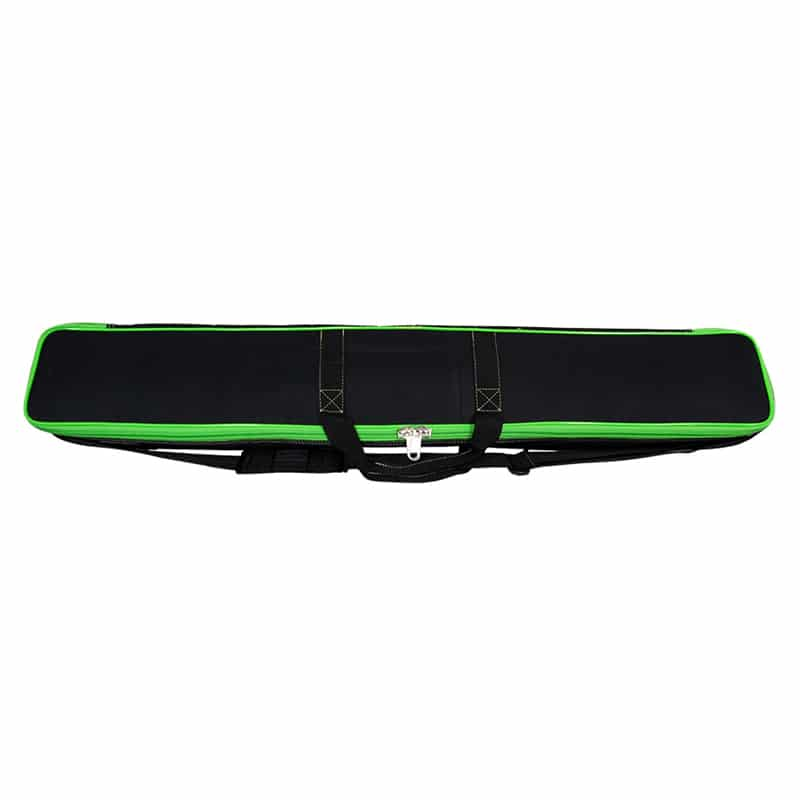 black and green sprint display carry bag
