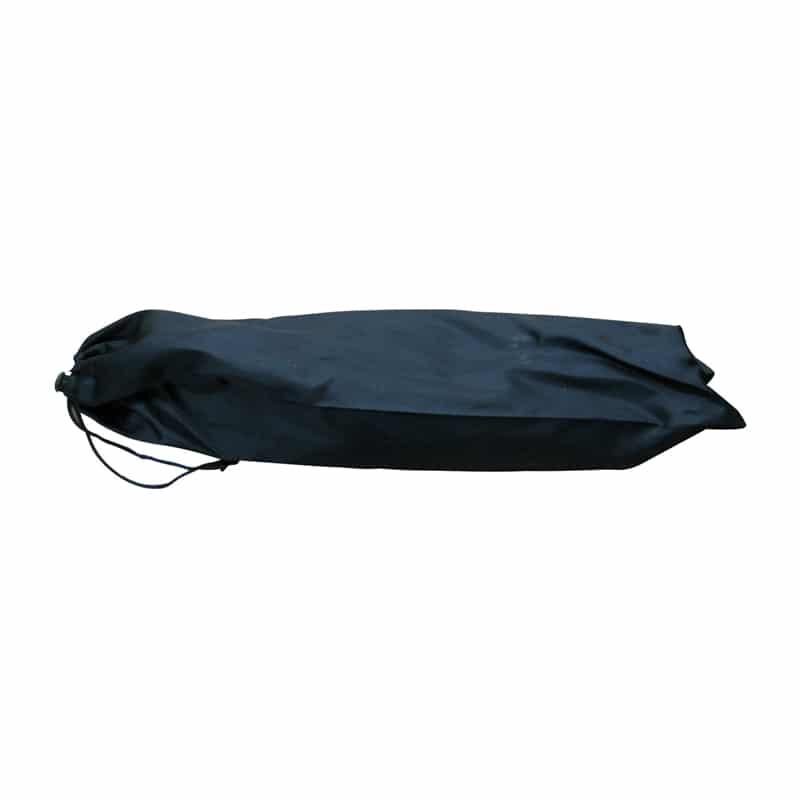 mini-x spring-back table-top display, carry bag