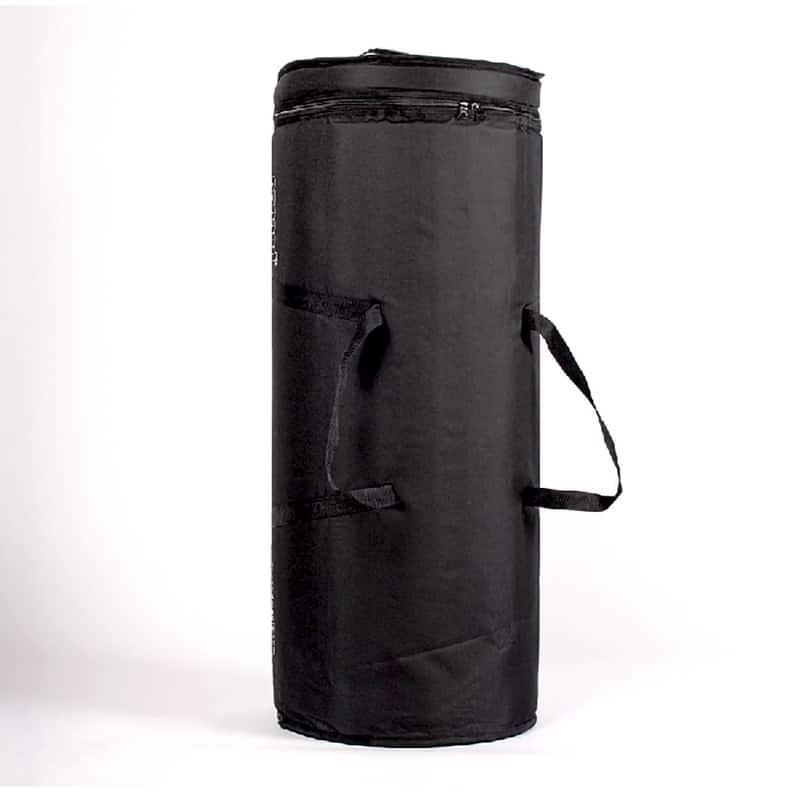 link up banner stand displays black carry case