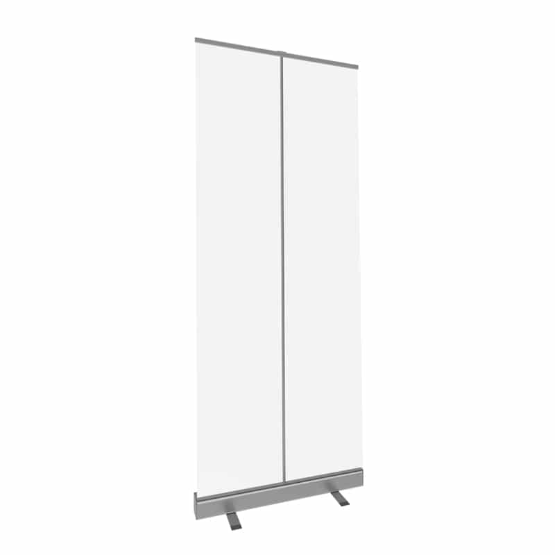 32 inch Plastic Barrier-front angled view
