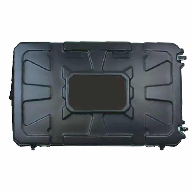 iron mobile shipping case, ultra strong protection for show equipment