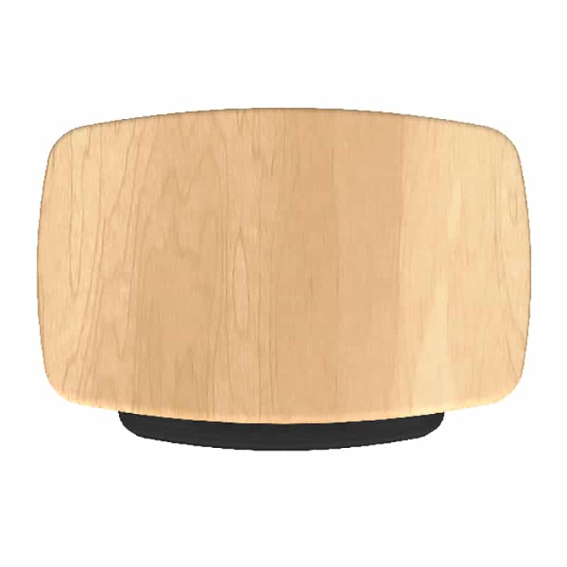 laminate wood grain top for ocx hard case to counter conversion