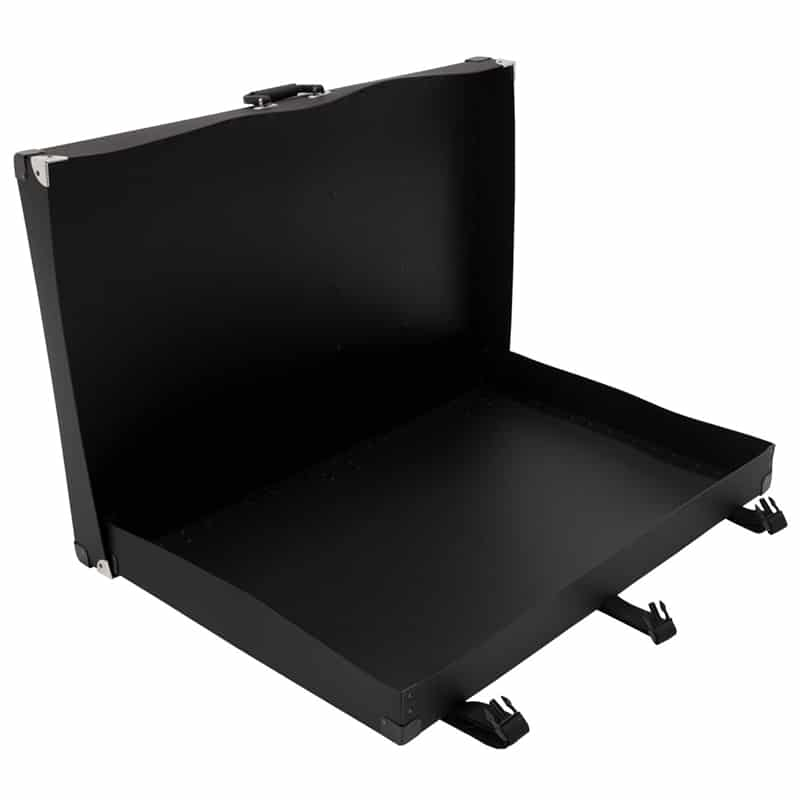 Display Carry Hard Case-40″ open