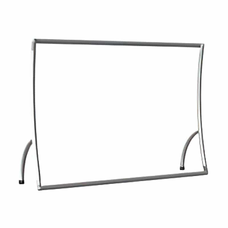 4-foot-fabric-display frame only