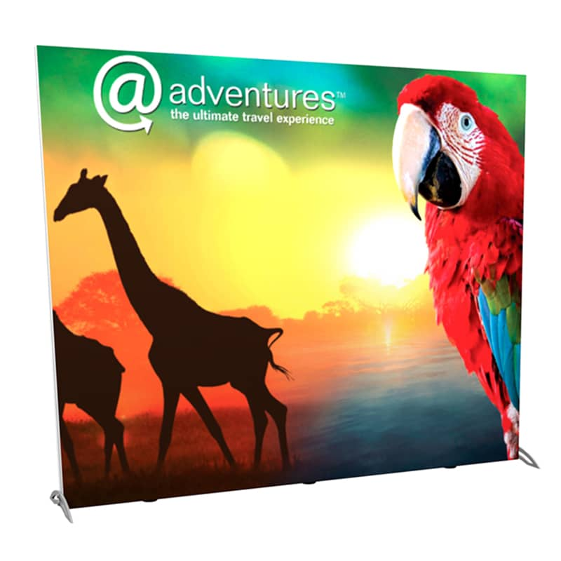 10 Foot Single-Sided Backlit Display Kit-LightWall