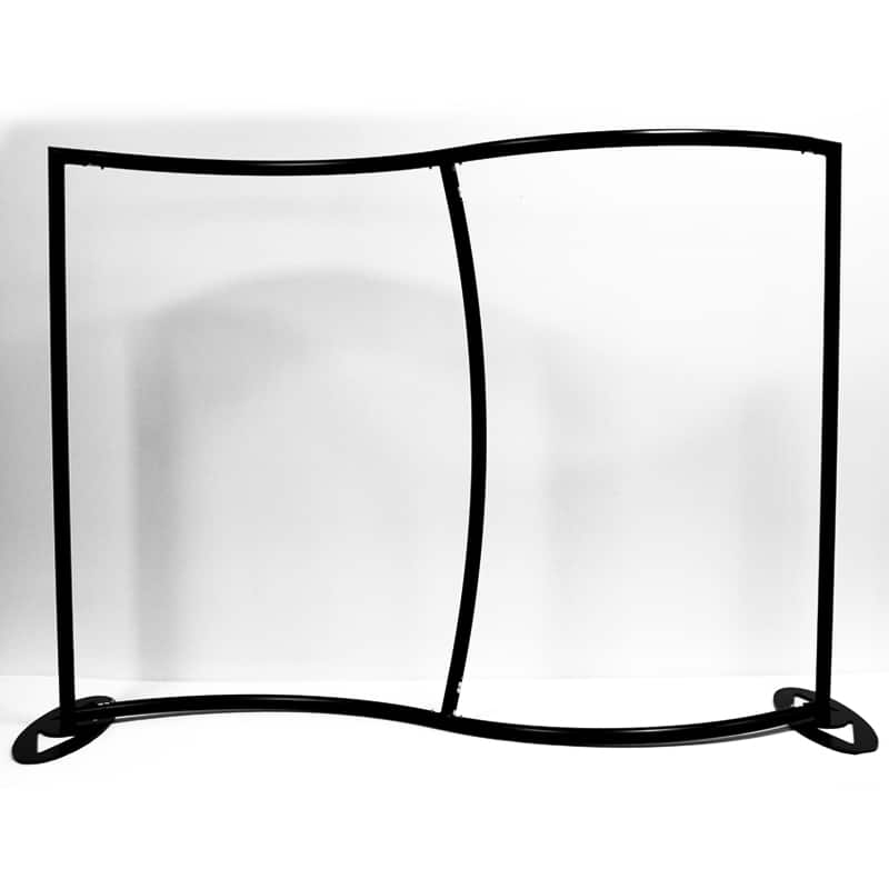 US Table top Fabric Display - Aviator GUST frame image