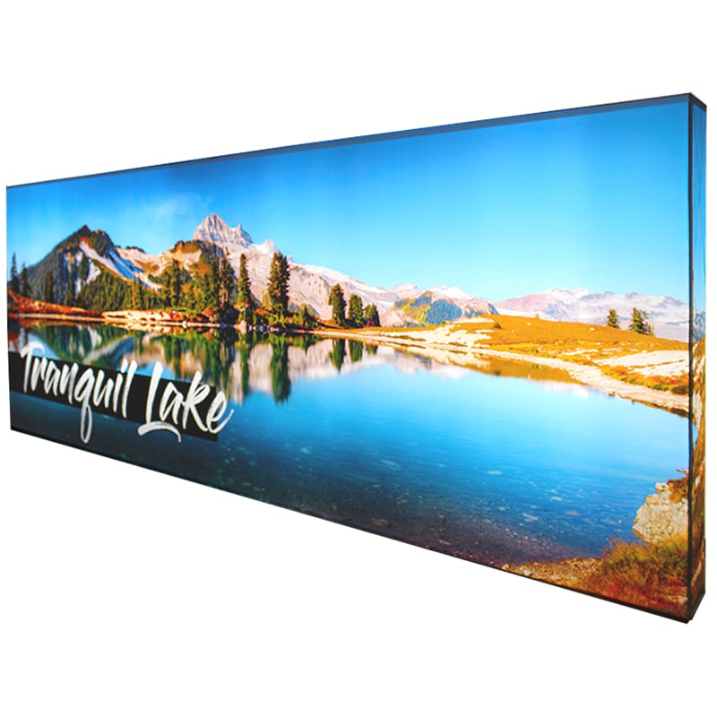3′ Backlit Display NEXT Radiance10 x 10 L Shape Display – NEXT! 20′ BACKLIT DISPLAY – NEXT! RADIANCE