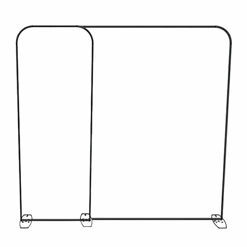 10 Ft. Modular Display – Navigator Kit 042 frame view