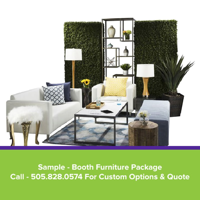 custom full show furniture package example 1