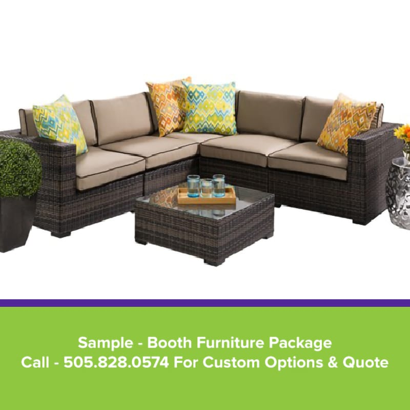 custom full show furniture package example 3