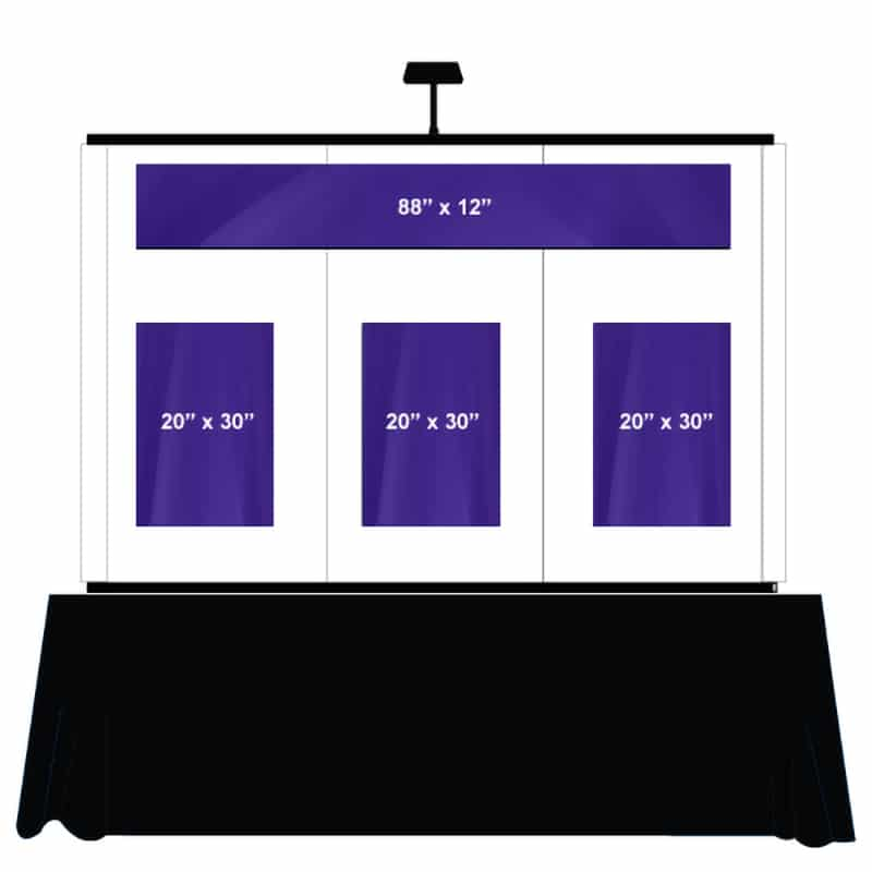 Table Top Graphic Package A-1