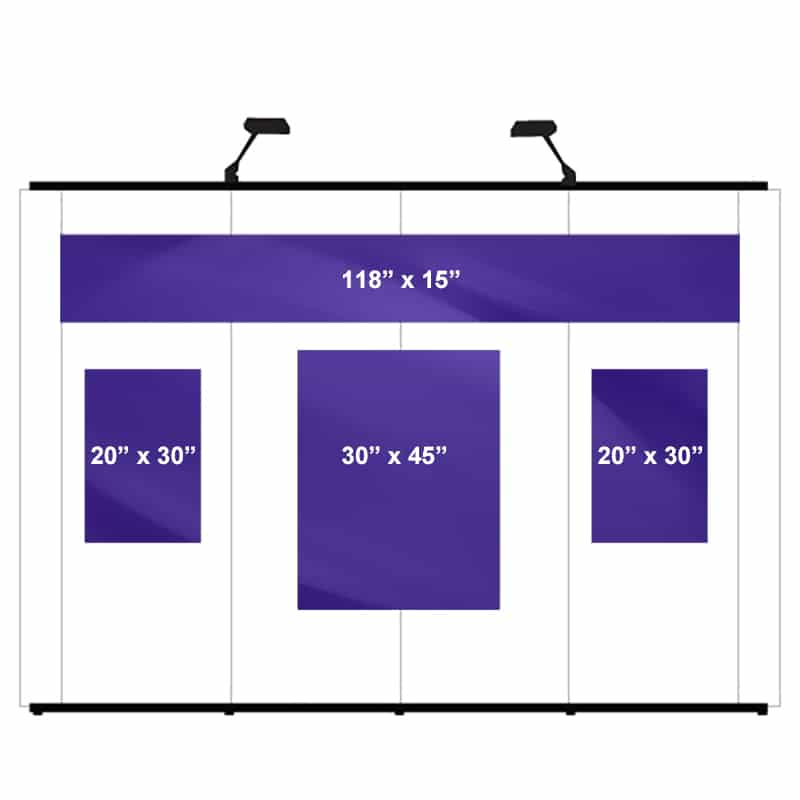 Pop up Display Graphic Package C-10