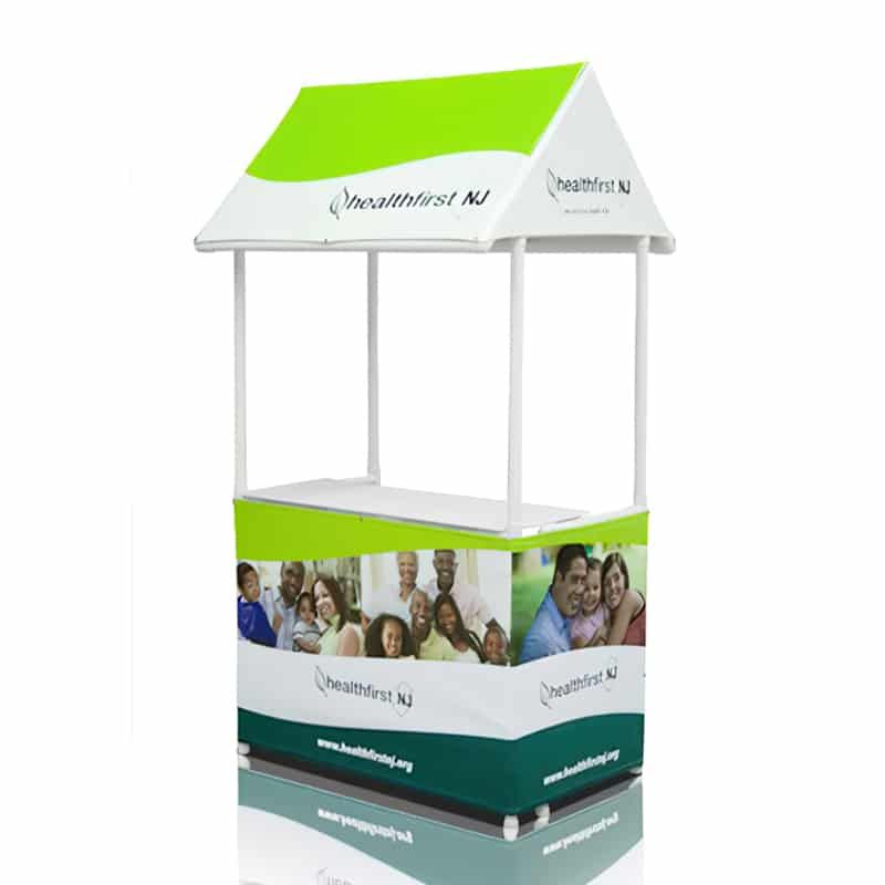 Portable Branded Gazebo-4 Foot House