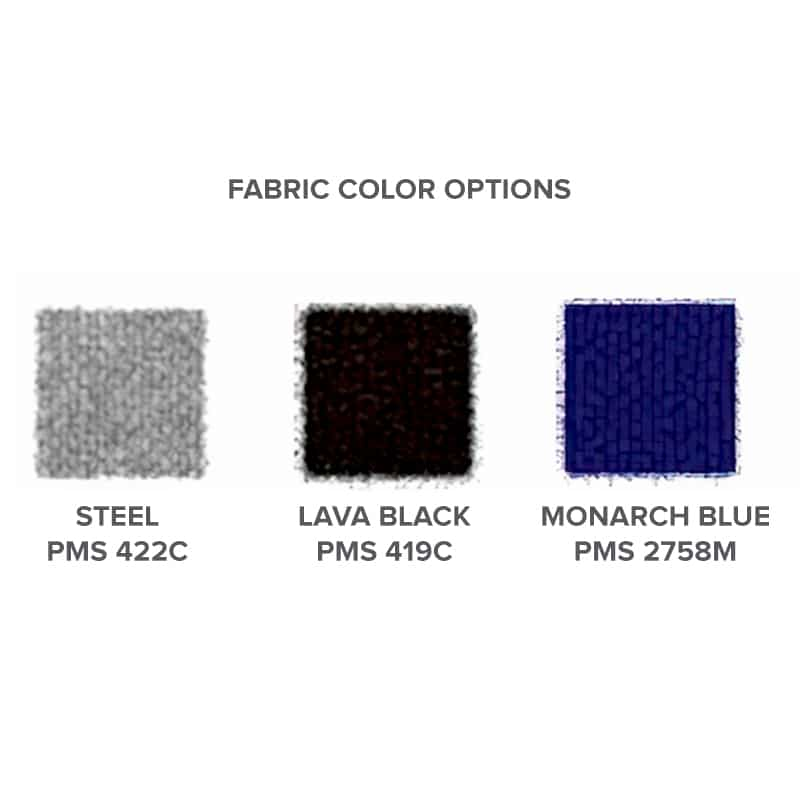 nomadic fabric color options large