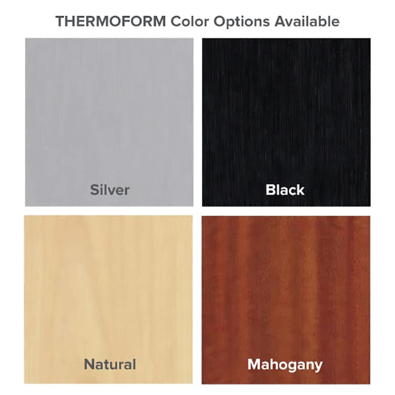 OR 4 thermoform color options large