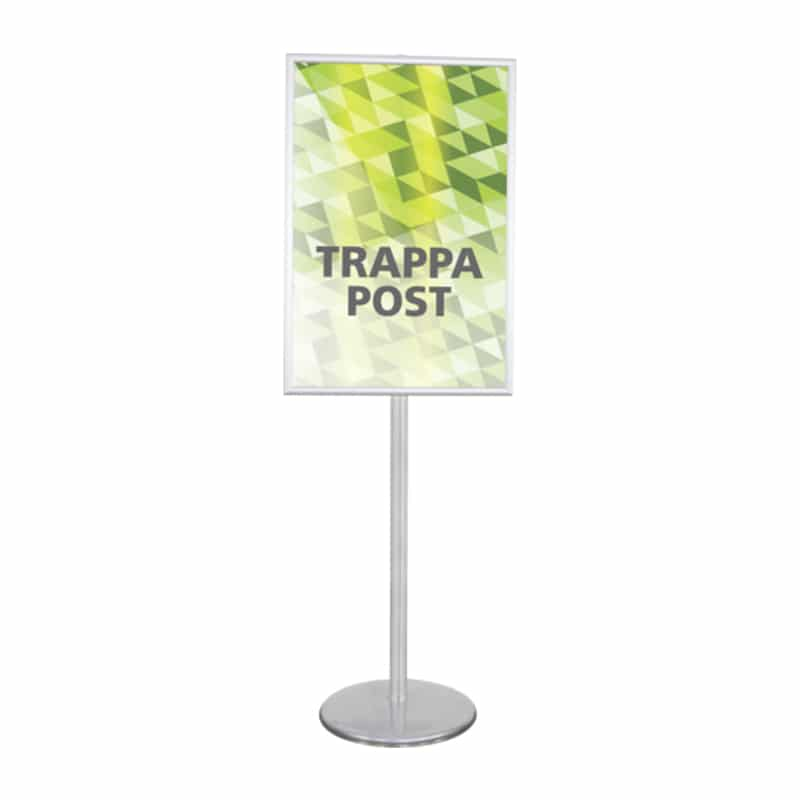 trappa multiple sign stand, large vertical orientation