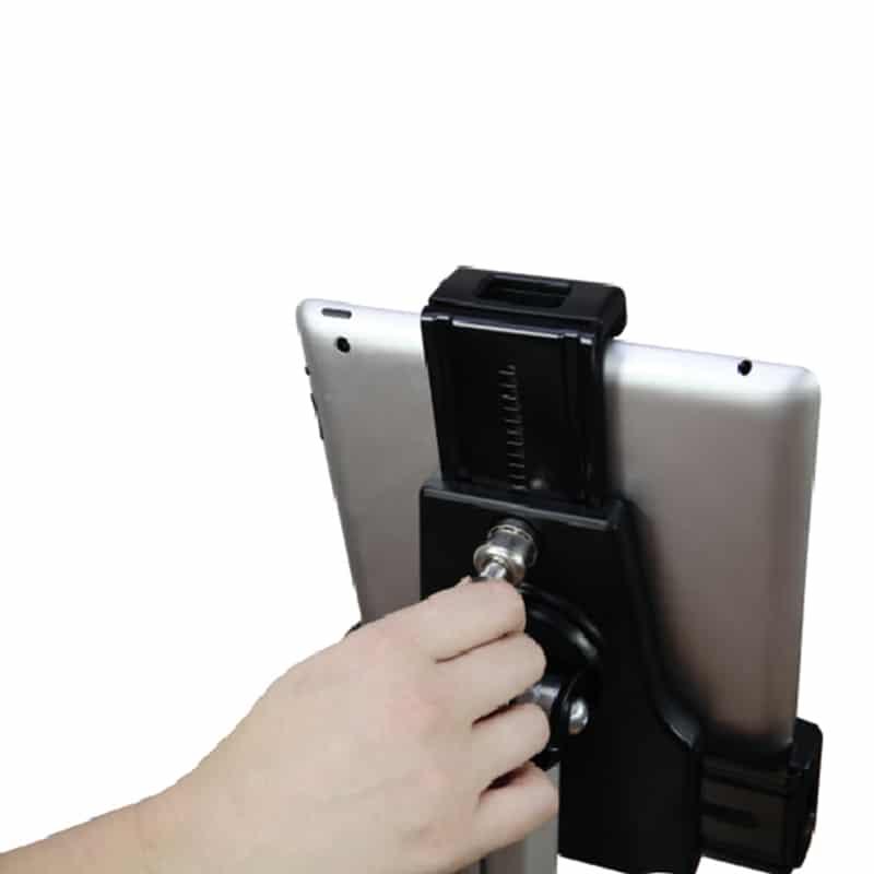 universal tablet stand, setup image 3