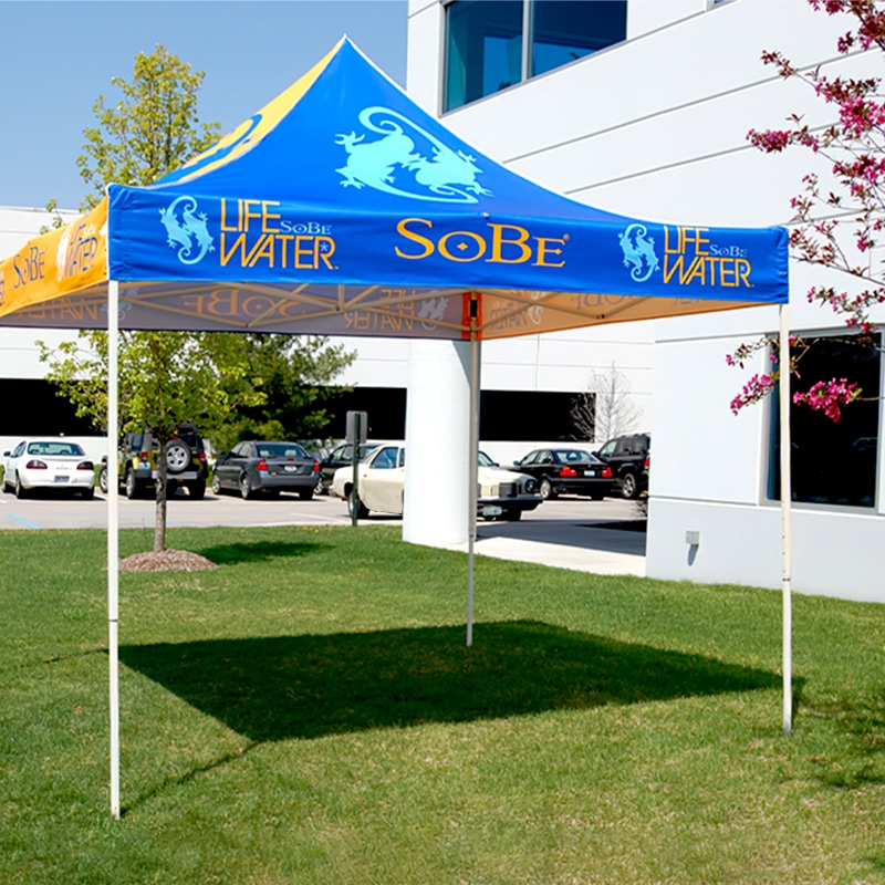 Outdoor Event Tent Premium 10 x 10 US made unprinted or printed