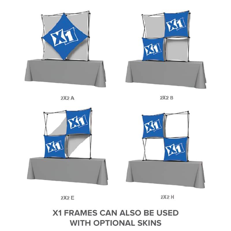 x1 versatility showing skins instead of SEG fabric graphics