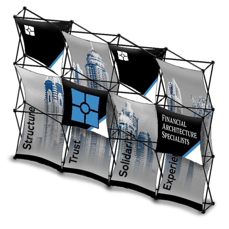 XSnap Display 4 x 3 Kit I